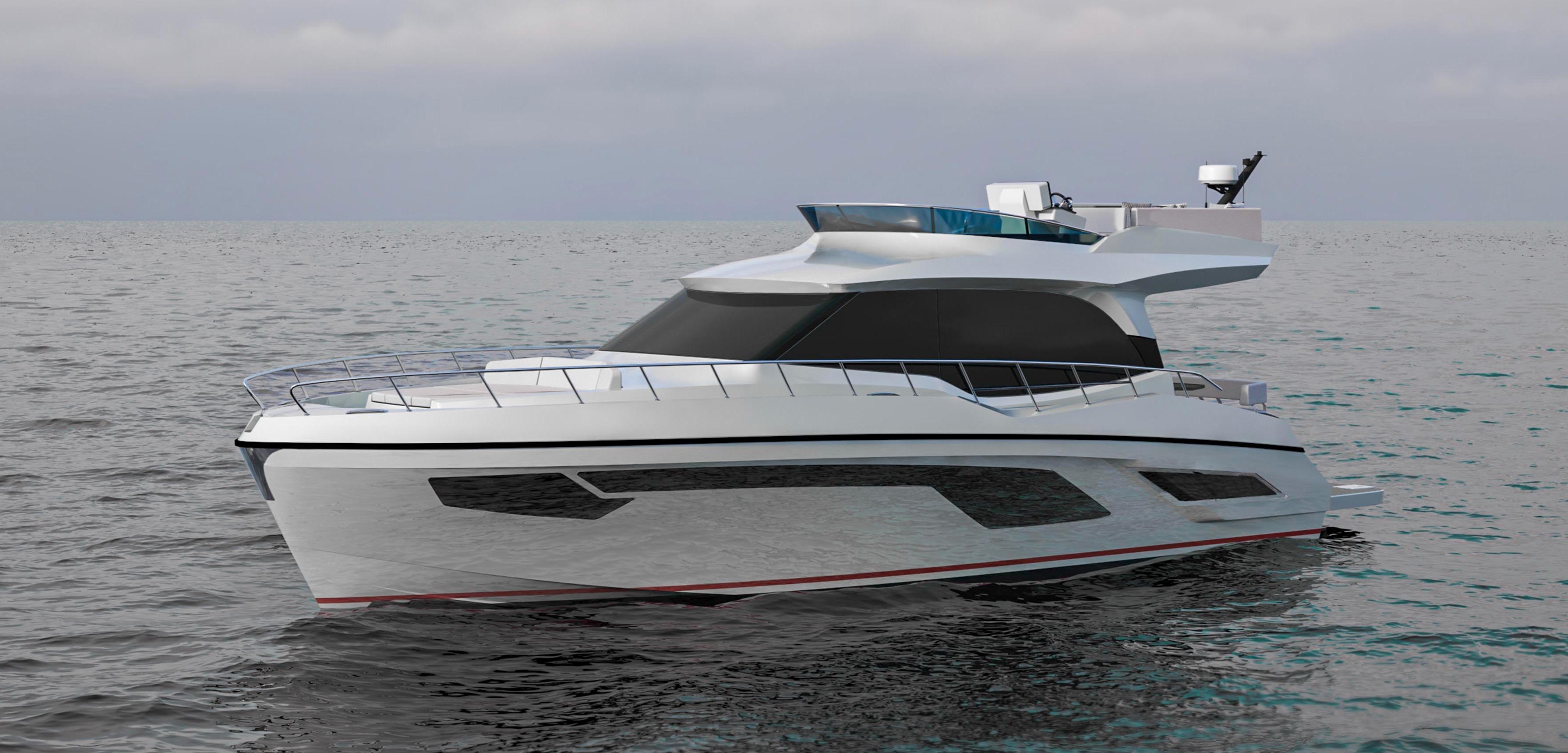Majesty Yachts Price - Majesty 49