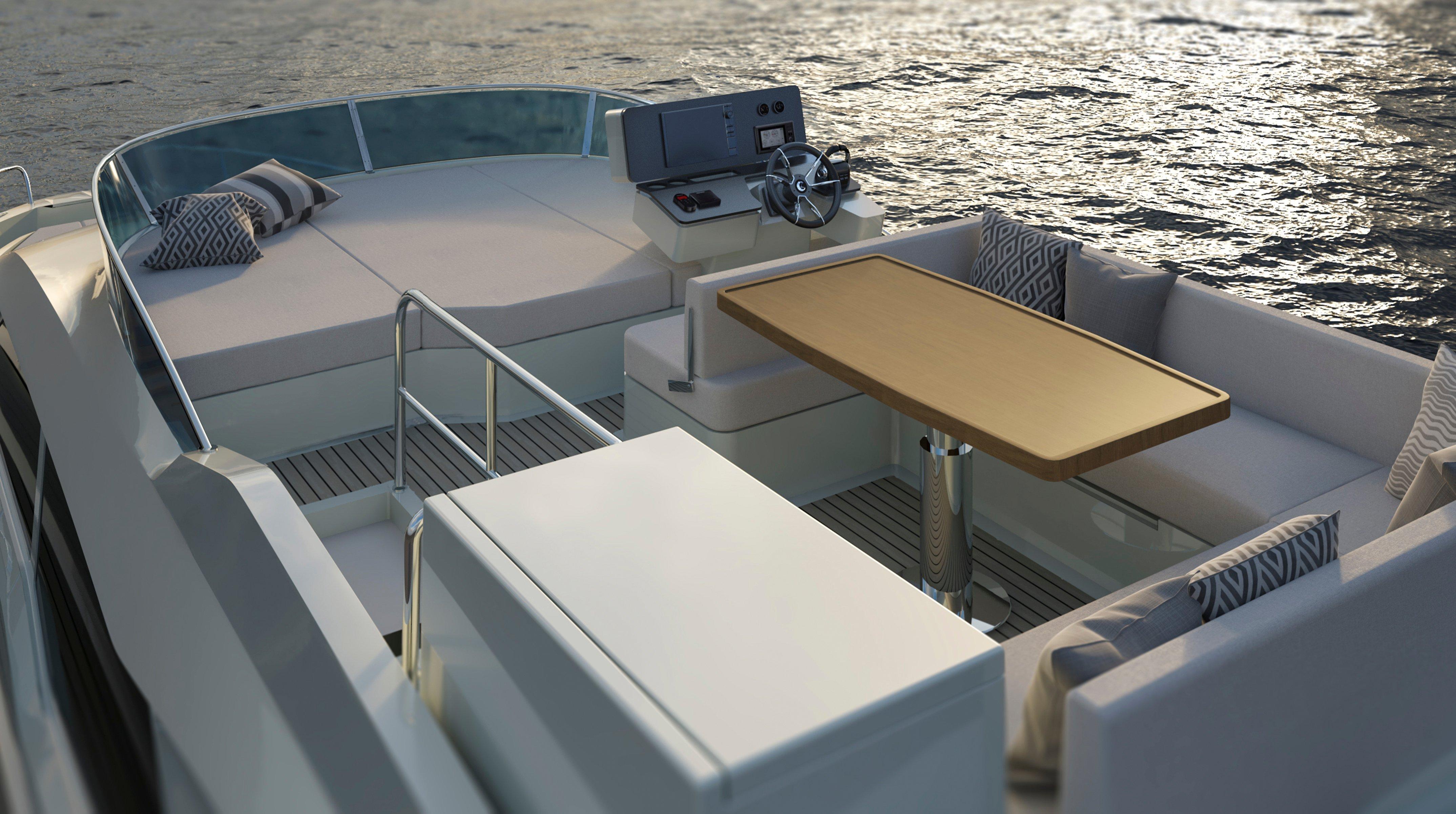 Majesty 49 Yacht in UAE